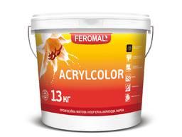 Акрилова фарба Feromal Acrylcolor 13 кг
