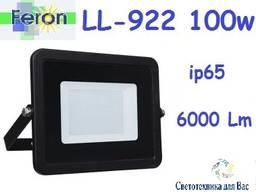 Светодиодный прожектор 100 вт Feron LL-922