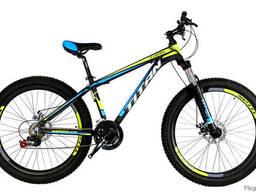Фетбайк подростку Titan Trail 26x15 Новый 135-155 см fatbike