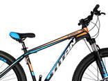 Фэтбайк купить взрослый велосипед Titan Trail 29*3x17. Новый - фото 5