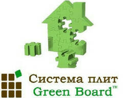 Фибролитовая плита Green Board Липа