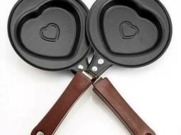 Фигурная мини-сковородка, оригинальная сковородка