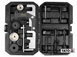 Фіксатори газорозподільної системи двигунів групи Renault/Nissan/ Opel YATO 12 шт