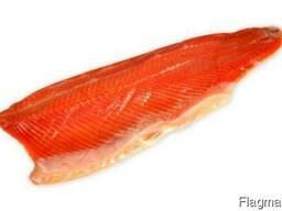 Филе лосося (семги) охлажденное