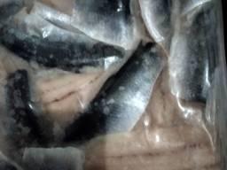 Филе сельди замороженное.