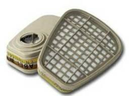 Фильтр для распираторов, средства индивидуальной защиты