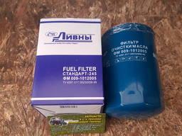 Фильтр элемент масляный МТЗ (нового образца) (Ливны) ФМ009-1012005