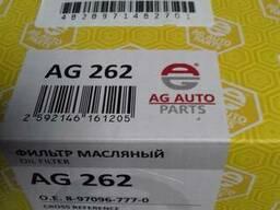 Фильтр масляный 4HG1 4HG1T 4HE1 AG262