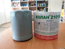 Фильтр масляный Колан, Ваз21-01 Газель