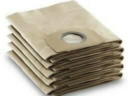 Фильтр-мешок бумажный Karcher к пылесосу WD 5. 400 5 шт
