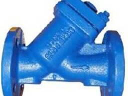 Фильтр очистки осадочный фланцевый Zetkama DN-25