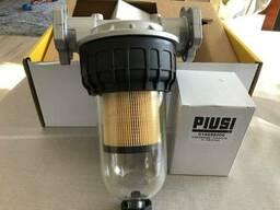 Фильтр Piusi Clear Captor для дизельного топлива, 30 микрон, c водоотделением