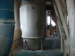 Фильтр рукавный, фильтр циклон РЦИ-48