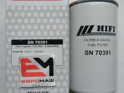 Фильтр топливный HIFI SN 70391 (116/42537)