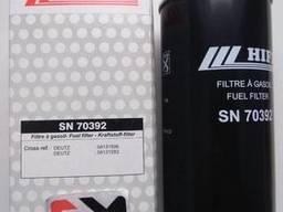 Фильтр топливный HIFI SN 70392 (4131583, 4131596)
