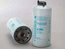 Фильтр топливный, сепаратор