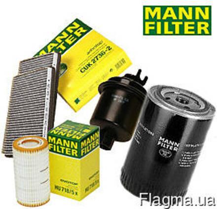 Фильтр воздушный компрессора Mann-Filter