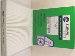 Фильтр воздушный салона elemfil dcg 902