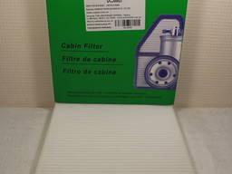 Фильтр воздушный салона elemfil dcg0003