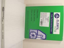 Фильтр воздушный салона elemfil dcg9401