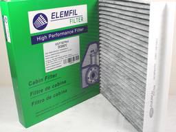Фильтр воздушный салона elemfil dcg8507C