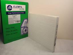 Фильтр воздушный салона elemfil dcg980