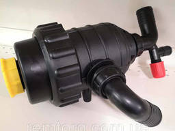 Фильтр всасывающий с запорным клапаном -кол. 40 224255