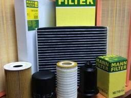 Фильтра MANN (маслянный,топливный,салона,воздушный)