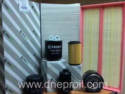 Фильтра Profit (маслянный,топливный,салона,воздушный)
