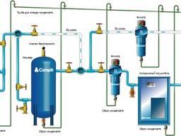 Фильтры для очистки и осушки сжатого воздуха