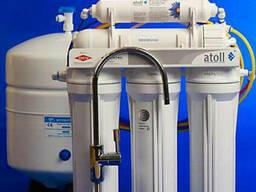 Фильтры для воды, системы обратного осмоса. Симферополь