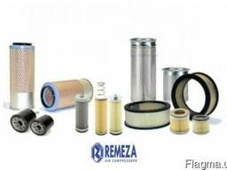 Фильтры компрессора Ремеза Remeza серии BK DF5004