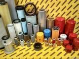 Фильтры для экскаваторов JCB (фильтр JCB) - фото 1