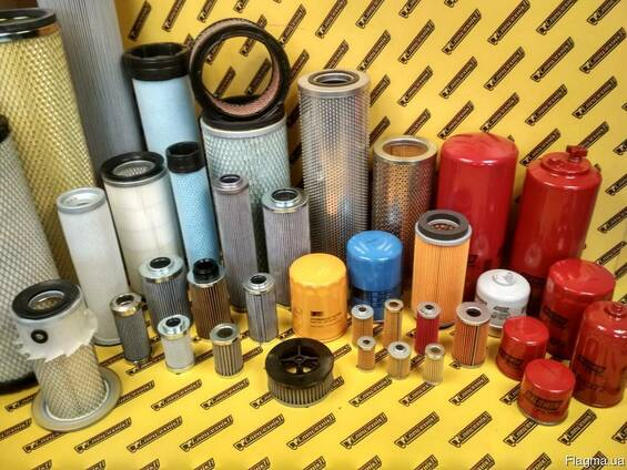 Фильтры для экскаваторов JCB (фильтр JCB)