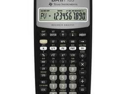 Финансовый калькулятор CFA Texas Instruments BA II Plus