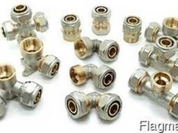 Фитинг для металлопластиковой трубы