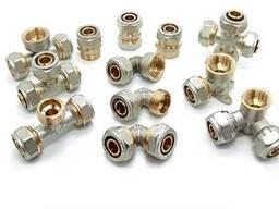 Металлопластиковые трубы и фитинги NTM