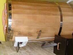 Фито бочка деревянная