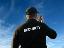 Фізична охорона об'єктів усіх категорій: магазини, офіси