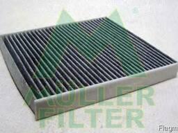 FK485 Фильтр воздушный салона угольный ,