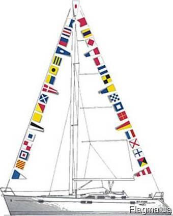 Флаги морские судовые