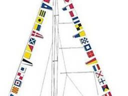 Флаги морские судовые - фото 1