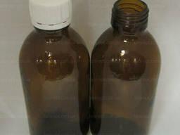 Стеклянная бутылка 200 мл банка стекло (Цена от 12 грн)