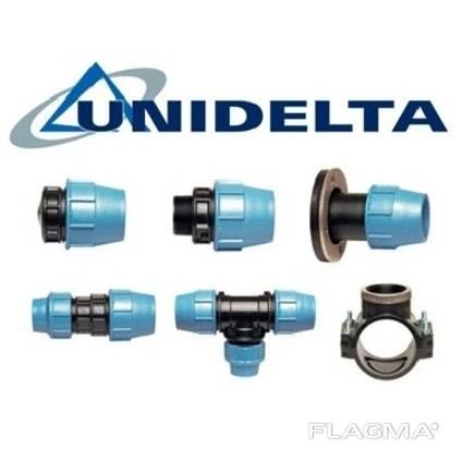 """""""Unidelta""""муфта НР 20х1/2""""для полиэтиленовых труб"""