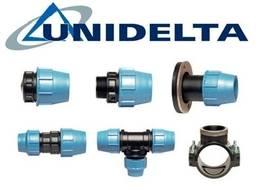 Unidelta пластиковые фитинги для наружного водопровода