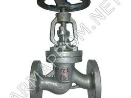 Фланцевый вентиль запорный 15с22нж(п) Ду15 – Ду200 Ру40