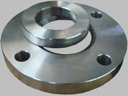 Фланцы стальные свободные на приварном кольце ГОСТ 12822-80