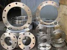 Фланцы стальные плоские 1-125(А)-10 ГОСТ 12820-80