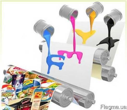 Флексографическая печать. Послуги флексодруку.