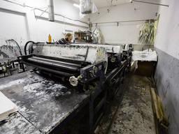 Флексографический печатный станок - флексомашина - фото 3